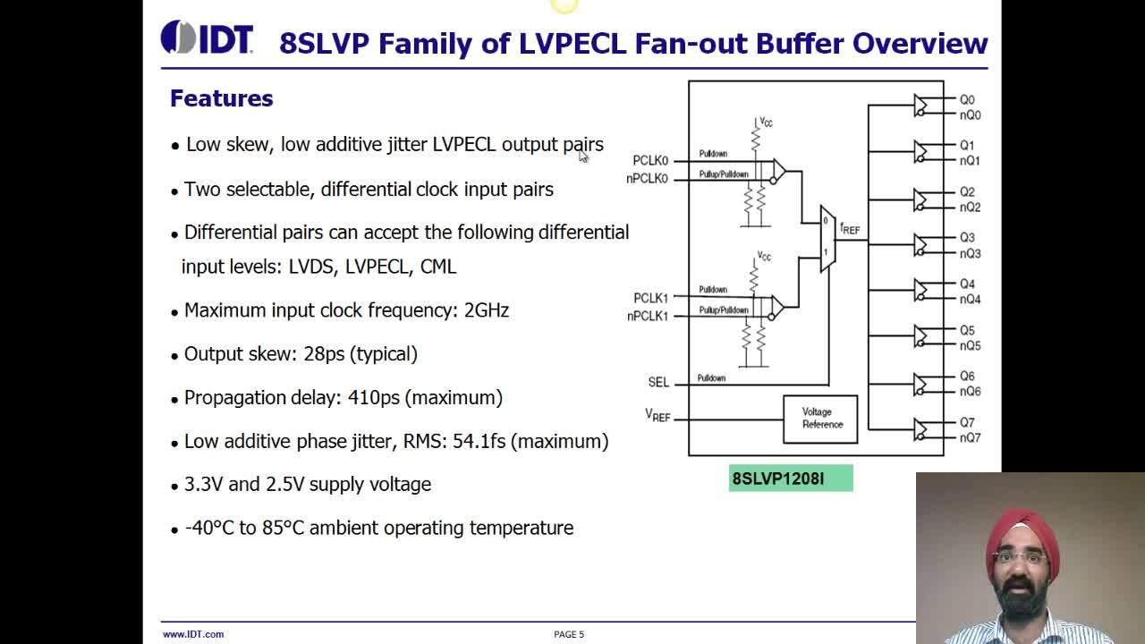 50 pieces Clock Drivers /& Distribution Dual Clock Driver w//TTL Outputs