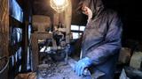 伝統の黒炭 池田の本郷林業、製炭60年