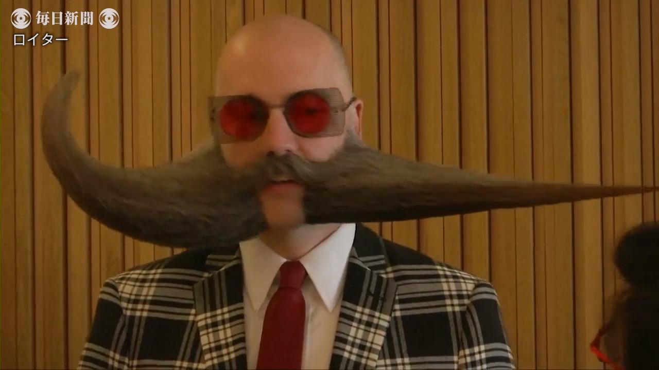 「顎ひげと口ひげの戦い」の画像検索結果