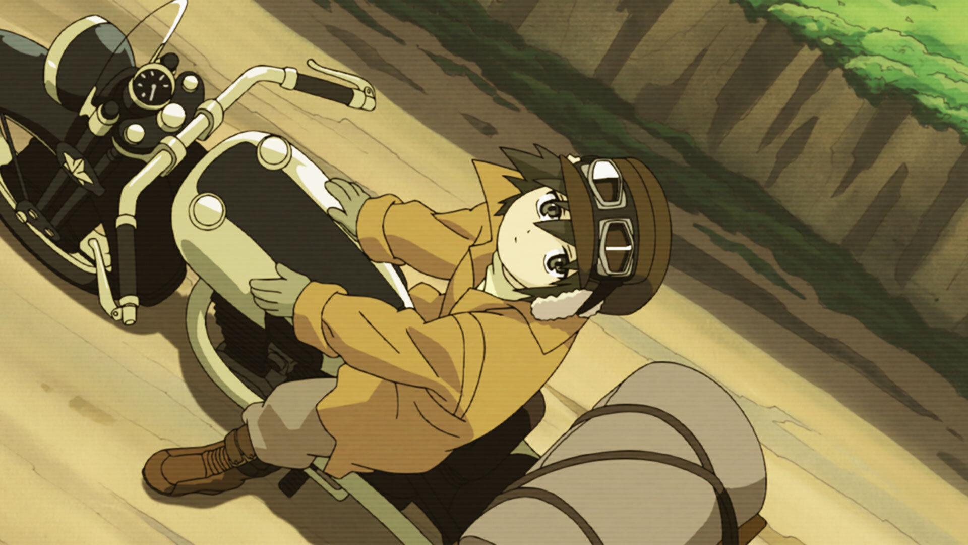キノの旅 -the Beautiful World- 第1話  バンダイチャンネル 初回おためし無料のアニメ配信サービス