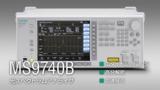 光スペクトラムアナライザ MS9740B