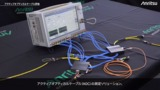 アクティブオプティカルケーブル評価:MP2100B