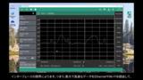 MS2090A PCソフト:ファイル保存/読込、データ解析方法(日本語字幕)