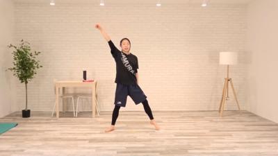 おうちで体操教室Vol.3(徒手体操2)