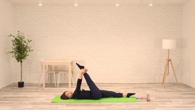 おうちで体操教室Vol.12(柔軟&トレーニング)