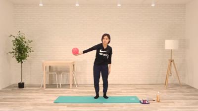 おうちで体操教室Vol.11(ボール3)