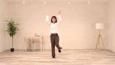 【サンプル動画】ジュニアダンス